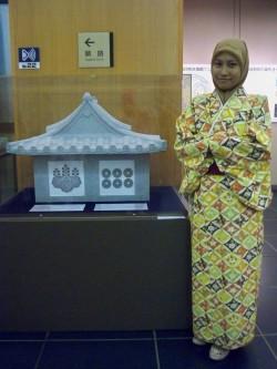 Karlinda Sari, Mengukir Cerita di Negeri Sakura, Jepang