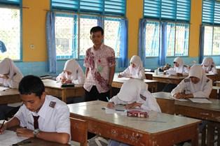 Ujian Tengah Semester Ganjil 2012-2013 SMA Negeri 4 Lahat