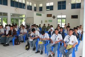 Pelatihan Kepengurusan OSIS se-Kabupaten Lahat Tahun 2012
