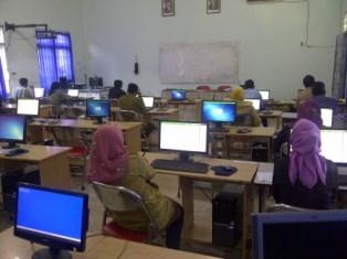 SMA Unggul Negeri 4 Lahat Menjadi Tempat Pelaksanaan UKG Tahun 2013