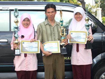 Ikut Serta Lomba Minat Baca se-Kabupaten Lahat Tahun 2012