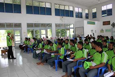 Sosialisasi Tata Ruang & Kota oleh Dinas Pekerjaan Umum Provinsi Sumatera Selatan