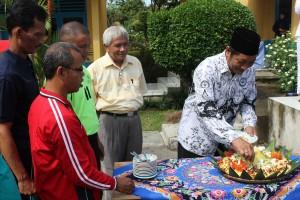 Perayaan Hari Ulang Tahun SMA Negeri 4 Lahat ke-XII Tahun 2012