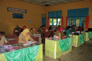 Olimpiade Sains Nasional Guru MIPA Tingkat Kabupaten Lahat 2012