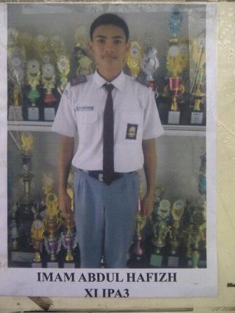 Pemilihan Ketua OSIS SMA Unggul Negeri 4 Lahat Periode 2013-2014