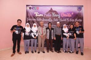FOURtografi Ikut Serta Seminar Foto Jurnalis, Foto Model dan Kontes Foto