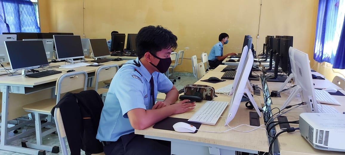 Kegiatan Kompetisi Sains Nasional Tingkat Provinsi (KSNP) di Kabupaten Lahat